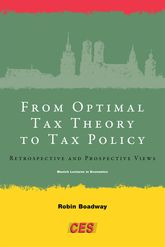 From Optimal Tax Theory to Tax PolicyRetrospective and Prospective Views