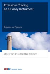 Emissions Trading as a Policy Instrument: Evaluation and Prospects