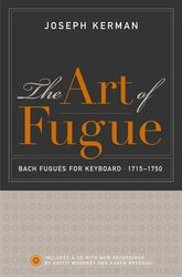 The Art of FugueBach Fugues for Keyboard, 1715-1750