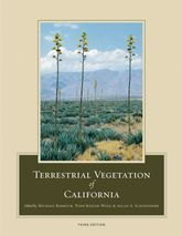 Terrestrial Vegetation of California, 3rd Edition