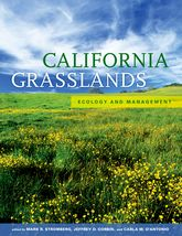 California GrasslandsEcology and Management