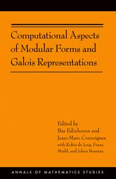 Computational Aspects of Modular Forms and Galois RepresentationsHow One Can Compute in Polynomial Time the Value of Ramanujan's Tau at a Prime (AM-176)