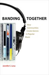Banding TogetherHow Communities Create Genres in Popular Music