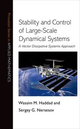Stability and Control of Large-Scale Dynamical SystemsA Vector Dissipative Systems Approach