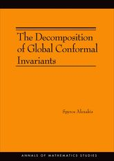 The Decomposition of Global Conformal Invariants (AM-182)