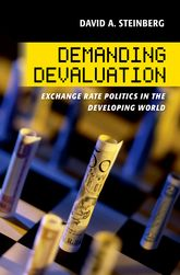 Demanding DevaluationExchange Rate Politics in the Developing World
