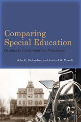Comparing Special Education: Origins to Contemporary Paradoxes