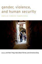 Gender, Violence, and Human SecurityCritical Feminist Perspectives