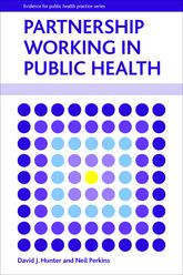 Partnership working in public health$