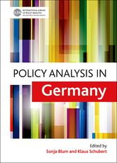 Policy analysis in Germany$