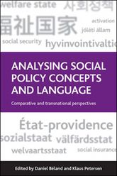 Analysing social policy concepts and languageComparative and Transnational Perspectives$