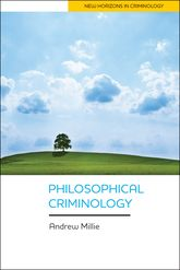Philosophical Criminology