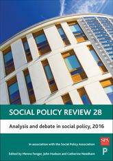 Social Policy Review 28Analysis and Debate in Social Policy, 2016$