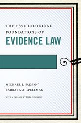The Psychological Foundations of Evidence Law