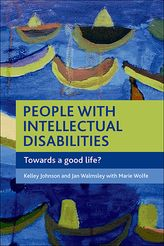 People with intellectual disabilitiesTowards a good life?$