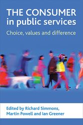 The consumer in public servicesChoice, values and difference