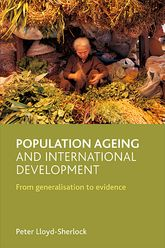 Population ageing and international developmentFrom generalisation to evidence$