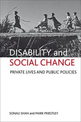 Disability and social changePrivate lives and public policies