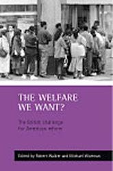 The welfare we want?The British challenge for American reform$